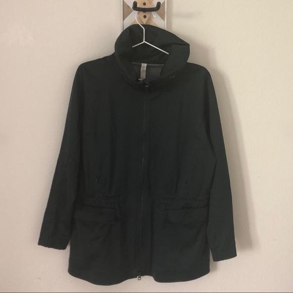 lululemon athletica Jackets & Blazers - Lululemon &go Cityfarer Anorak Size 8